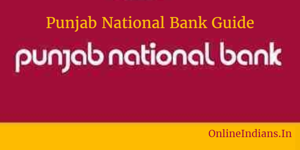 Activate Punjab National Bank ATM Card