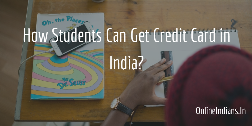 credit-cards-for-students-in-india